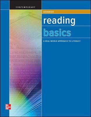 Reading Basics Advanced, Workbook - Contemporary