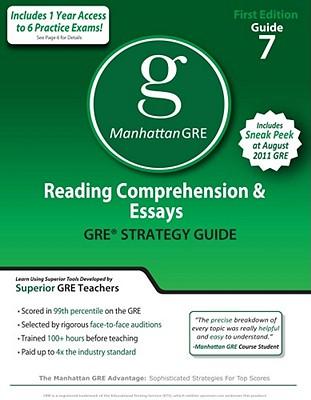 Reading comprehension essay