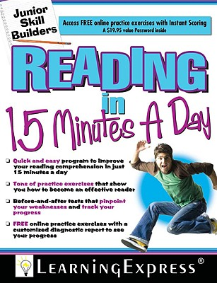 Reading in 15 Minutes a Day - Learning Express