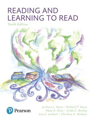 Reading & Learning to Read, with Revel -- Access Card Package - Vacca, Jo Anne L, and Vacca, Richard T, and Gove, Mary K