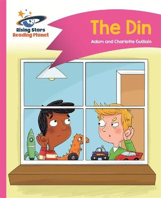 Reading Planet - The Din - Pink A: Comet Street Kids - Guillain, Adam, and Guillain, Charlotte