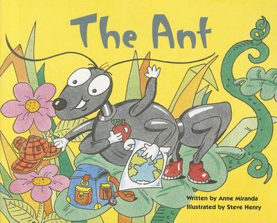 Ready Readers, Stage 2, Book 1, the Ant, Single Copy - Miranda, Anne