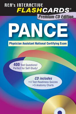 Rea's Interactive Flashcards Pance (Physician Assistant National Certifying Exam) - Rapp, Doris, M.D.