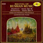 Recital of Russian Music