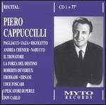 Recital: Piero Cappuccilli