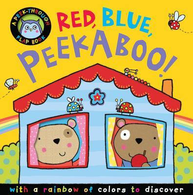 Red, Blue, Peekaboo! - Rusling, Annette