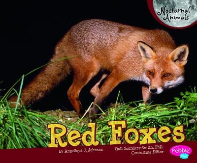 Red Foxes - Johnson, J Angelique