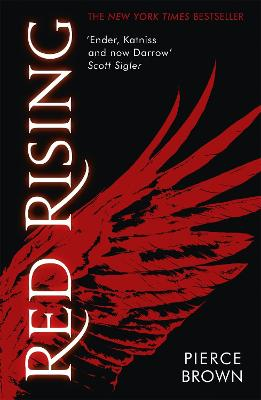 Red Rising: Red Rising Series 1 book by Pierce Brown   2