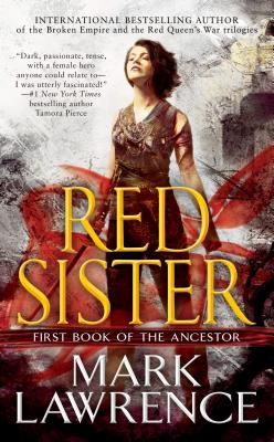 Red Sister - Lawrence, Mark