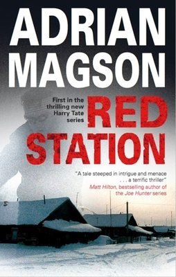 Red Station - Magson, Adrian