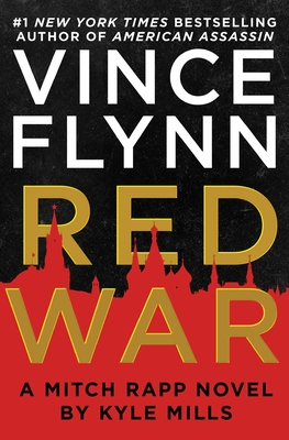 Red War - Flynn, Vince, and Mills, Kyle
