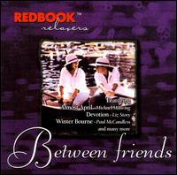 Redbook: Between Friends - Various Artists