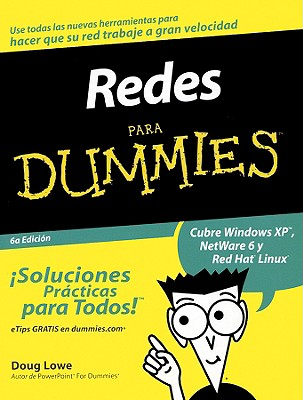 Redes Para Dummies - Lowe, Doug, and Tennant, Rich (Illustrator)