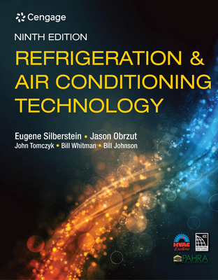 Refrigeration & Air Conditioning Technology - Obrzut, Jason, and Whitman, Bill, and Silberstein, Eugene