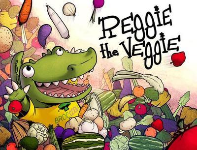 Reggie the Veggie - Mettam, Dale