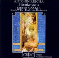 Reicha: Bläserkonzerte - Dieter Klöcker (clarinet); Karl-Otto Hartmann (bassoon); Prague Chamber Orchestra; Sarah Willis (horn); Milan Lajcik (conductor)