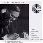Reizenstein: Piano Music