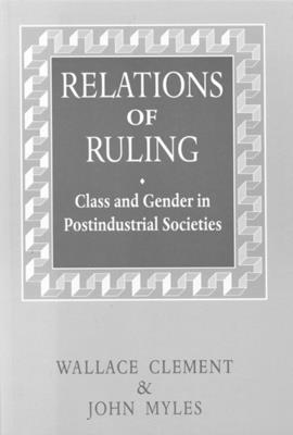 Relations of Ruling - Clement, Wallace, and Myles, John