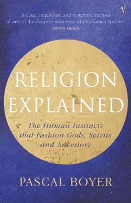 Religion Explained - Boyer, Pascal
