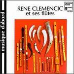 Ren� Clemencic and His Flutes