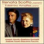 Renata Scotto Sings Haydn, Donizetti, Fauré, Puccini