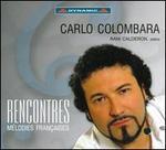 Rencontres: Mélodies Françaises