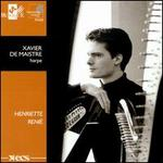 Renié: Works for harp