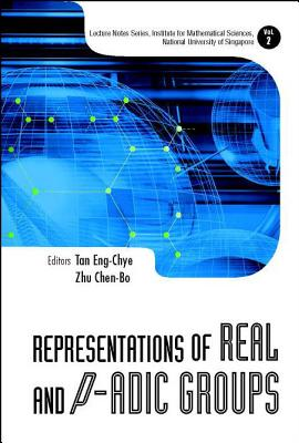 Representations of Real and P-Adic Group - Tan, Eng-Chye