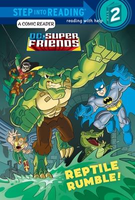 Reptile Rumble! - Wrecks, Billy