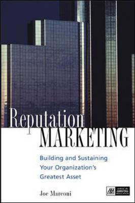 Reputation Marketing - Marconi, Joe