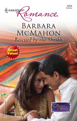 Rescued by the Sheikh - McMahon, Barbara