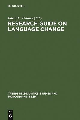 Research Guide on Language - Polome, Edgar C (Editor)