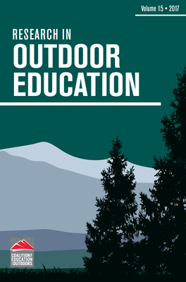Research in Outdoor Education: Volume 15 - Maher, Pat (Foreword by), and Hutson, Garrett (Editor), and O'Connell, Tim (Editor)