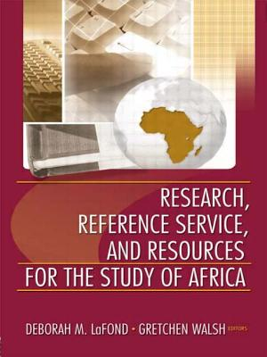 Research, Reference Service, and Resources for the Study of Africa - Katz, Linda S