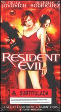 Resident Evil [Includes Digital Copy] [UltraViolet] [Blu-ray] - Paul W.S. Anderson