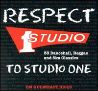 Respect to Studio One - Various Artists