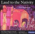 Respighi: Laud to the Nativity; Monteverdi: Magnificat