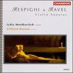 Respighi, Ravel: Violin Sonatas