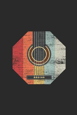Retro Guitar: Graph Ruled Notebook - Journal for Guitarist And Musician - Publishing, Guitar
