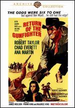 Return of the Gunfighter - James Neilson