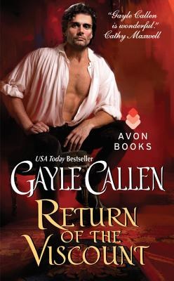 Return of the Viscount - Callen, Gayle