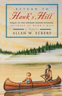 Return to Hawk's Hill - Eckert, Allan W