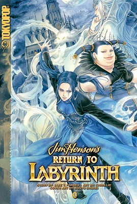 Return to Labyrinth Volume 3 - Forbes, Jake T, and Lie, Chris