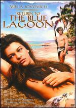 Return to the Blue Lagoon - William A. Graham