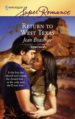Return to West Texas - Brashear, Jean