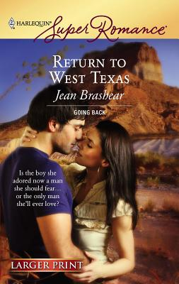 Return to West Texas - Brashear, Jean