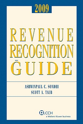 Revenue Recognition Guide - Sondhi, Ashwinpaul C