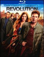 Revolution: The Complete First Season [4 Discs] [Blu-ray]