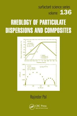 Rheology of Particulate Dispersions and Composites - Pal, Rajinder