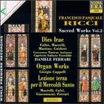 Ricci: Sacred Works, Vol. 2